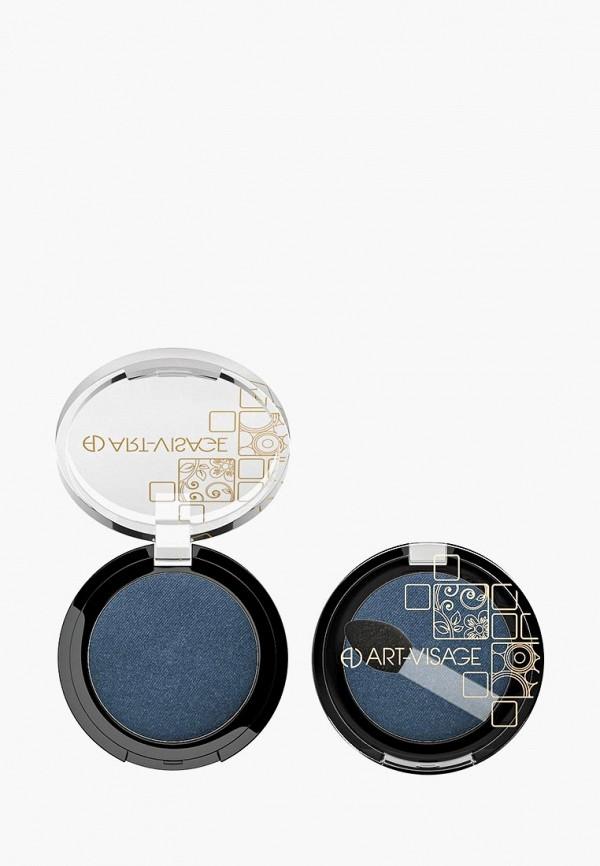 тени для век art-visage, синий
