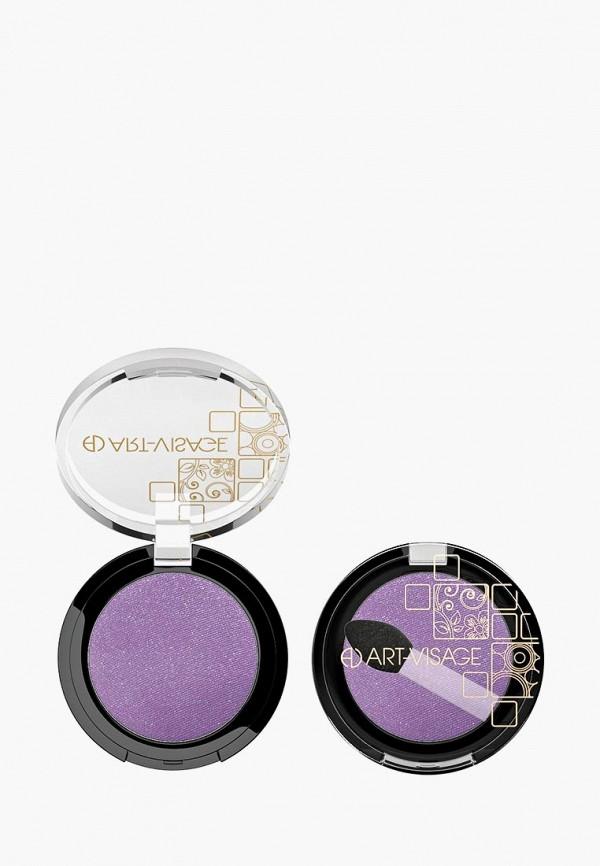 тени для век art-visage, фиолетовый