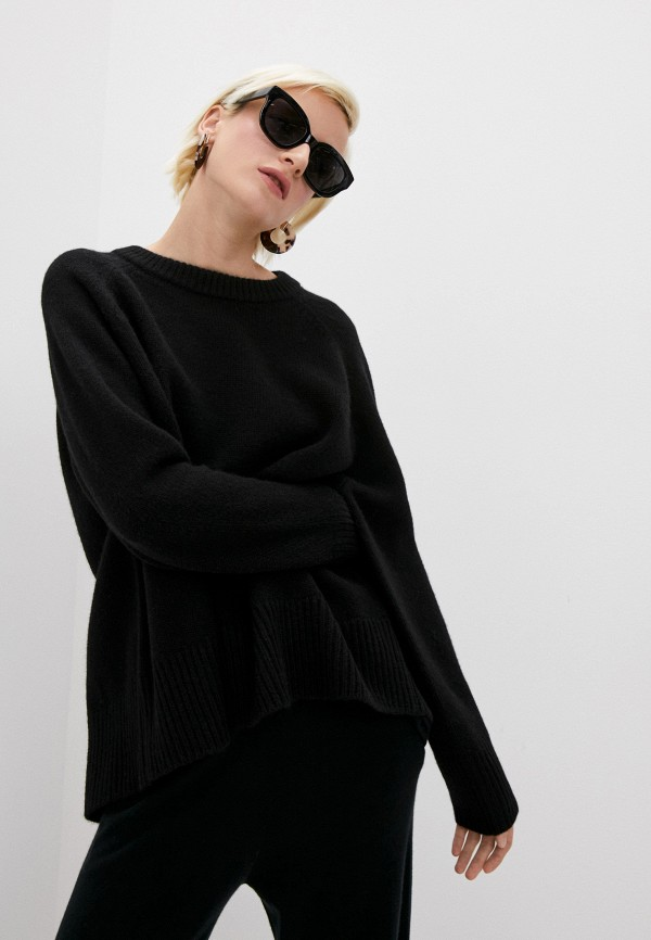 женский джемпер arch4, черный