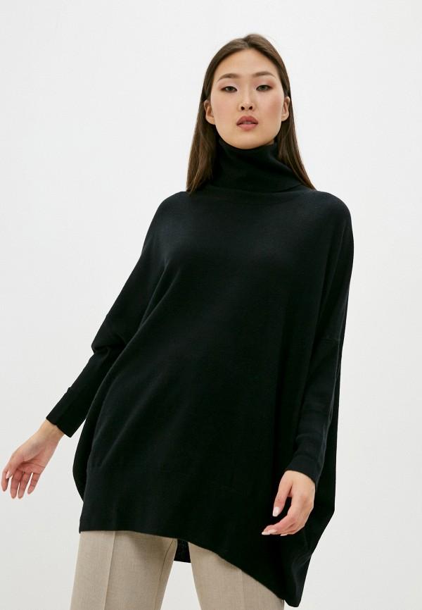 женская водолазка arch4, черная