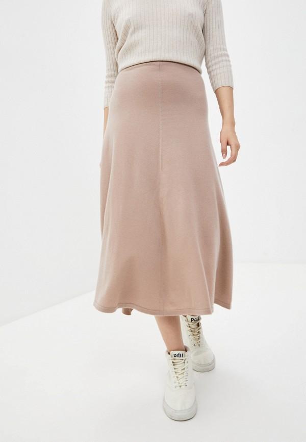 женская юбка arch4, бежевая
