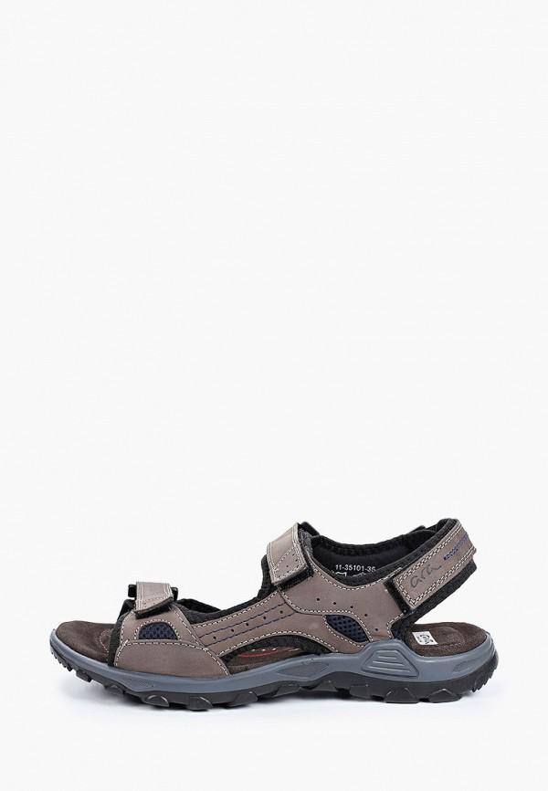 мужские сандалии ara, коричневые