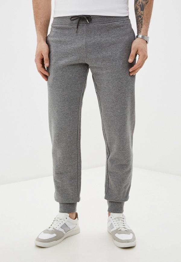 мужские спортивные брюки armani jeans, серые