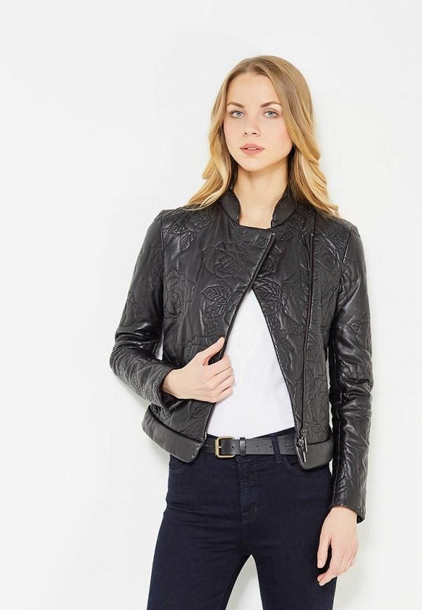цены Куртка кожаная Armani Jeans Armani Jeans AR411EWTYA26