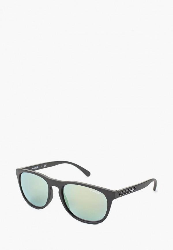 мужские солнцезащитные очки arnette, серые