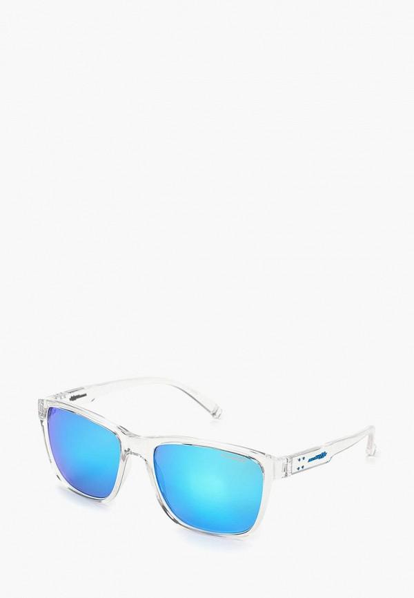 мужские солнцезащитные очки arnette, голубые
