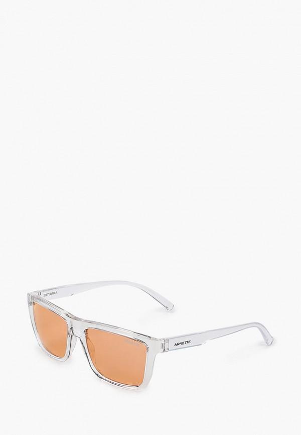 мужские солнцезащитные очки arnette, розовые