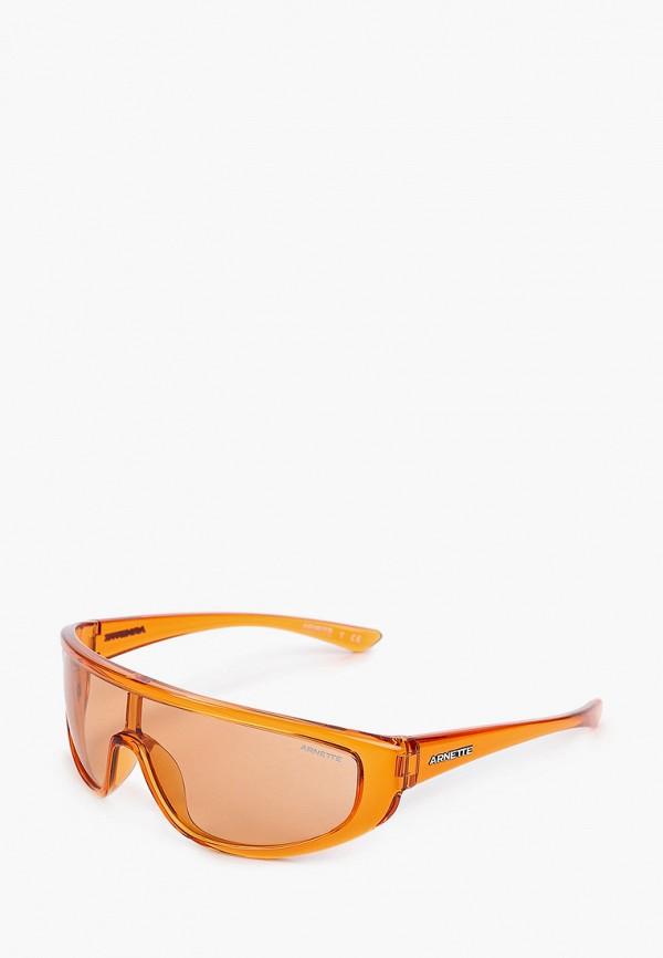 мужские солнцезащитные очки arnette, оранжевые