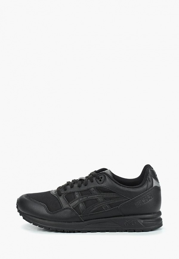 мужские кроссовки asics tiger, черные
