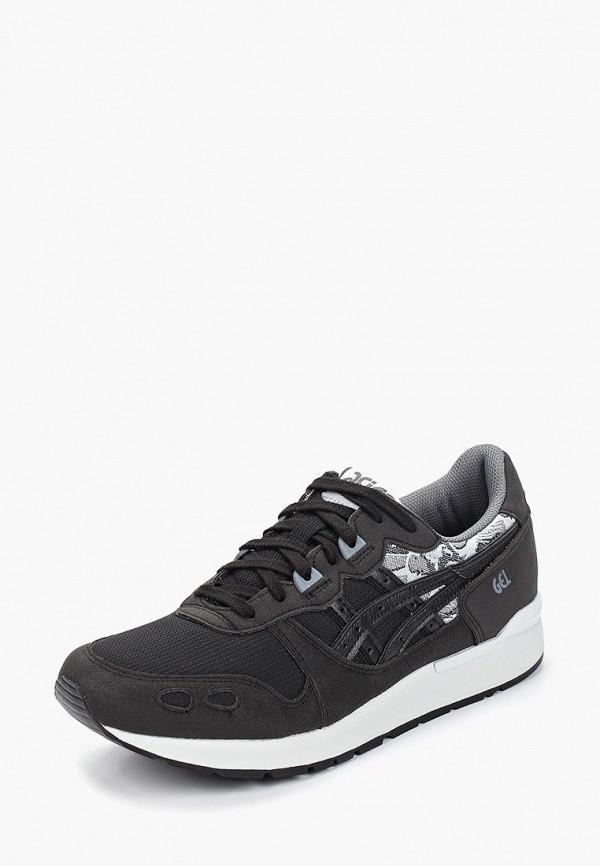 Фото 2 - мужские кроссовки ASICSTiger черного цвета