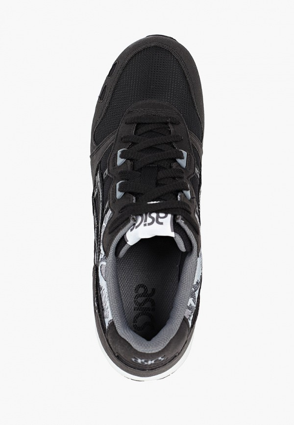Фото 4 - мужские кроссовки ASICSTiger черного цвета