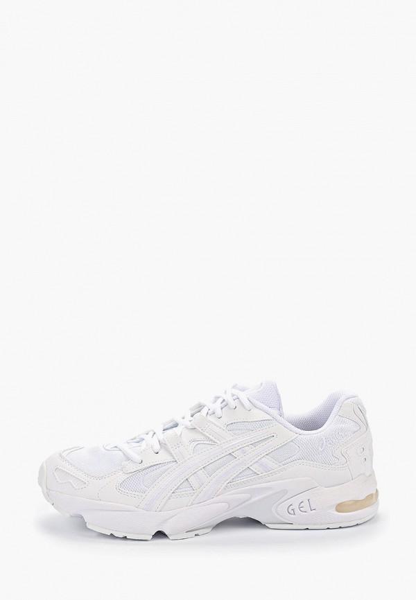 мужские кроссовки asics tiger, белые