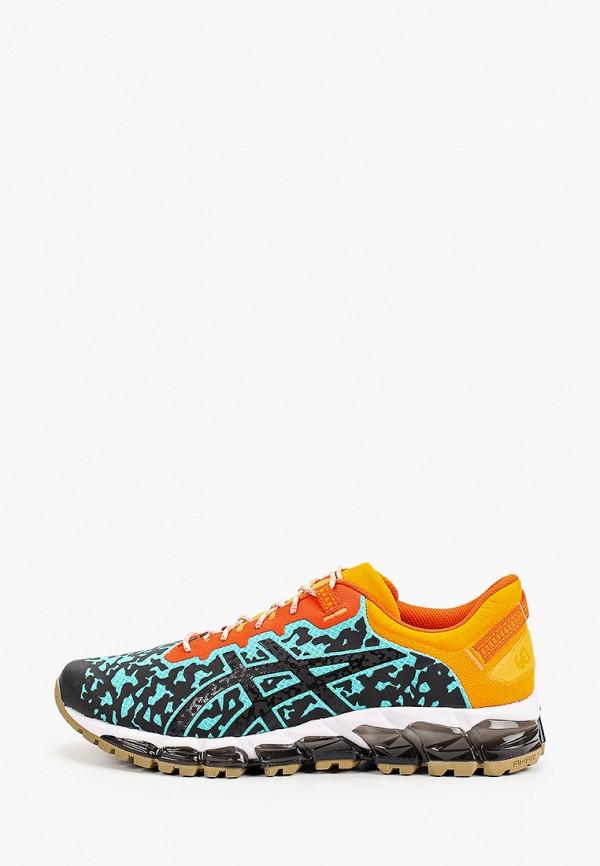 мужские кроссовки asics, разноцветные