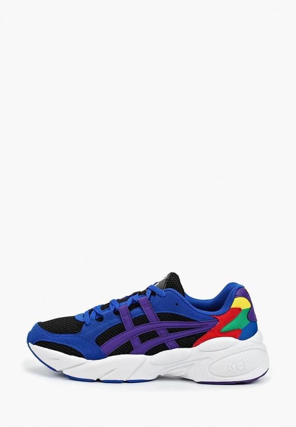 мужские кроссовки asics tiger, разноцветные