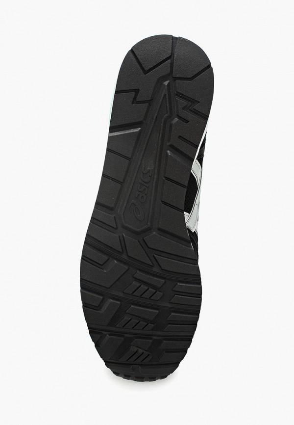 Фото 3 - мужские кроссовки ASICSTiger черного цвета
