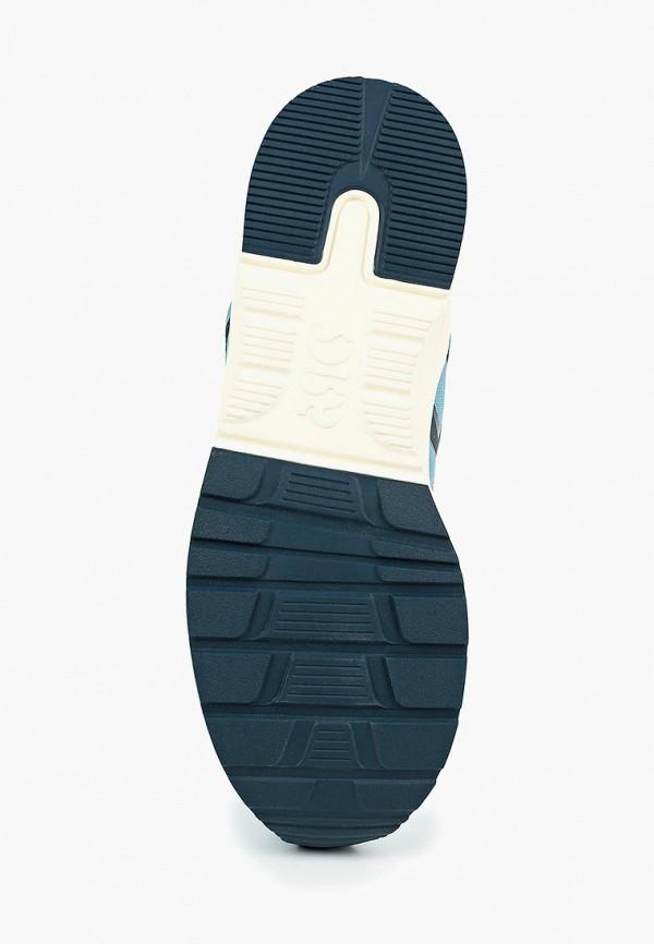 Фото 3 - женские кроссовки ASICSTiger голубого цвета