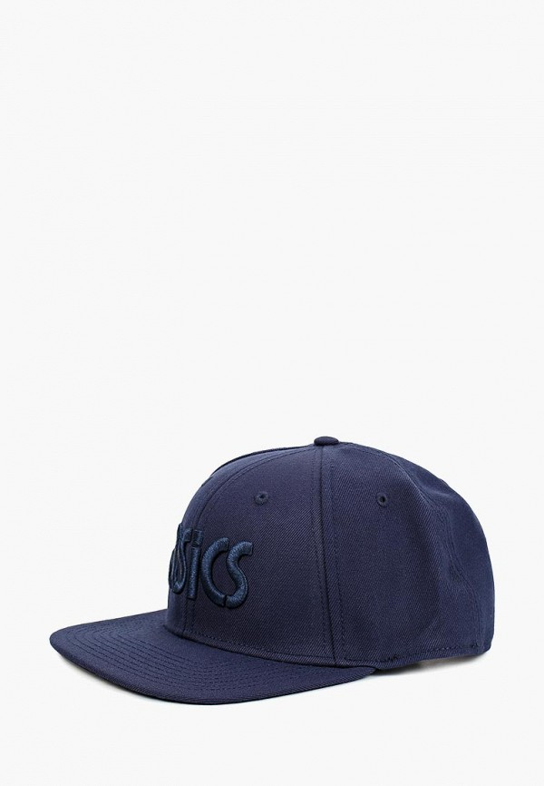 Купить Бейсболка ASICSTiger, ASICSTiger AS009CUCLJZ6, синий, Весна-лето 2019