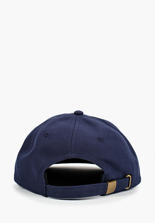 Фото 2 - Бейсболка ASICS синего цвета