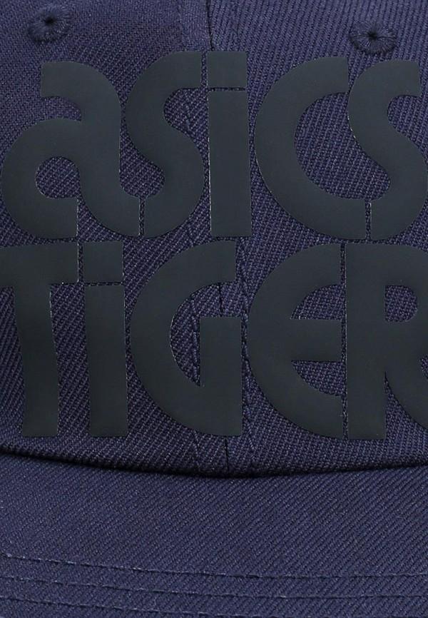 Фото 3 - Бейсболка ASICS синего цвета