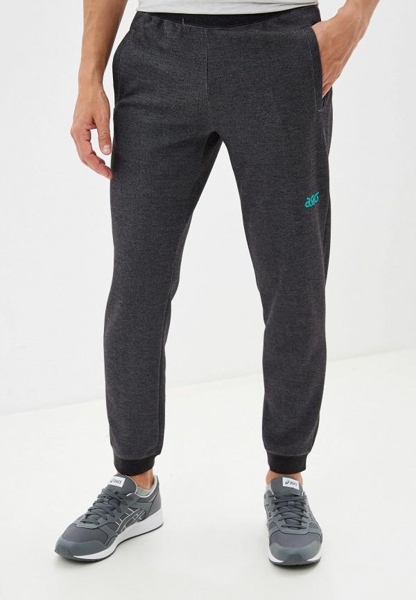 мужские спортивные спортивные брюки asics tiger, серые