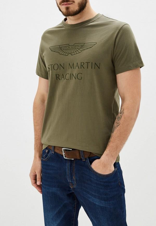 Футболка Aston Martin Racing by Hackett Aston Martin Racing by Hackett AS010EMGCUN8 aston martin ут 00000221