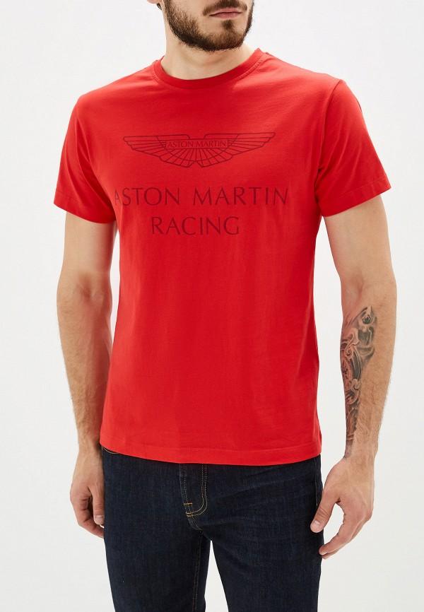 Футболка Aston Martin Racing by Hackett Aston Martin Racing by Hackett AS010EMGCUN9 все цены