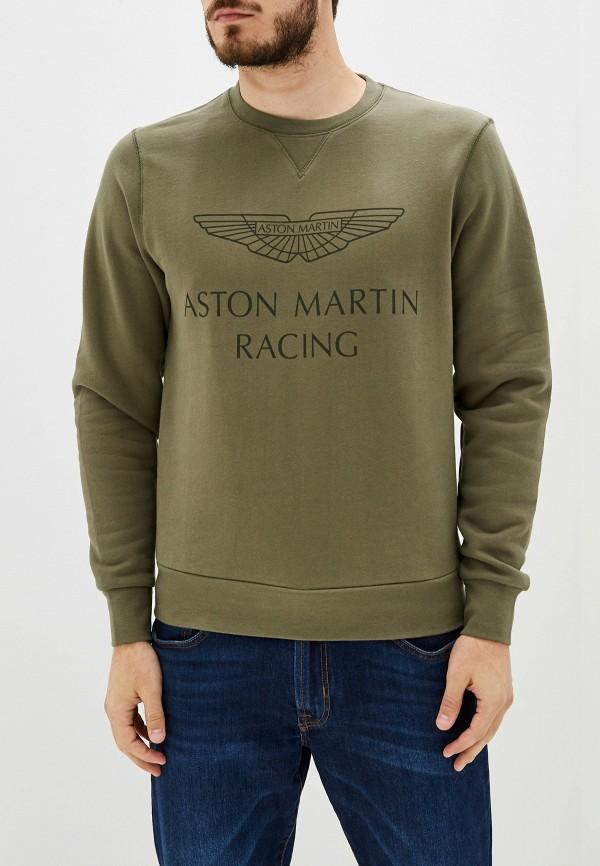 Свитшот Aston Martin Racing by Hackett Aston Martin Racing by Hackett AS010EMGCUP9 пальто aston martin