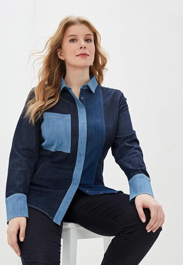 Рубашка джинсовая Ashley Graham x Marina Rinaldi Ashley Graham x Marina Rinaldi AS013EWFMTE1 graham coxon toronto