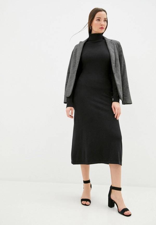 Платье Assuili Assuili ASF839 черный фото