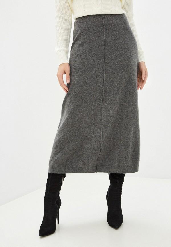женская юбка assuili, серая
