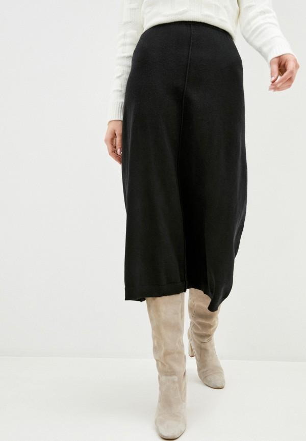 женская юбка assuili, черная