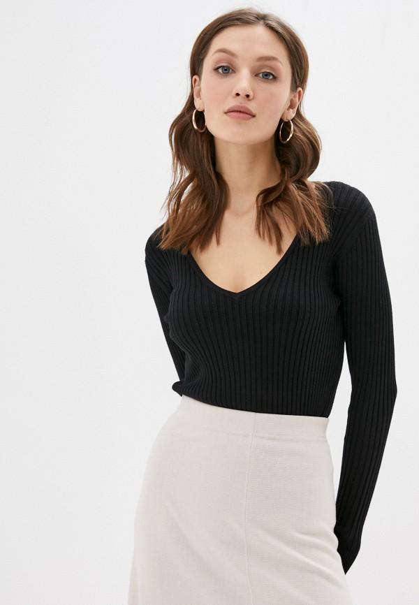 женский пуловер assuili, черный