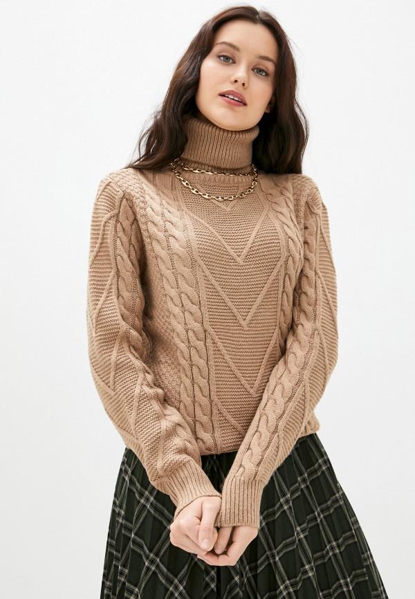 женский свитер assuili, бежевый