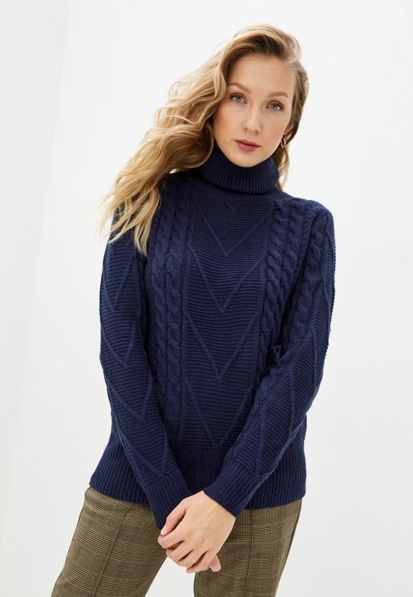 женский свитер assuili, синий