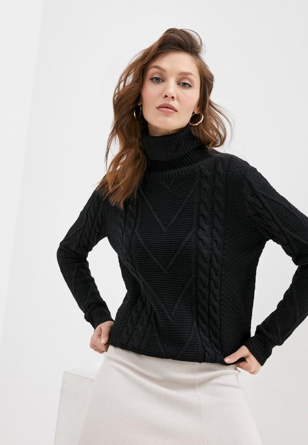 женский свитер assuili, черный