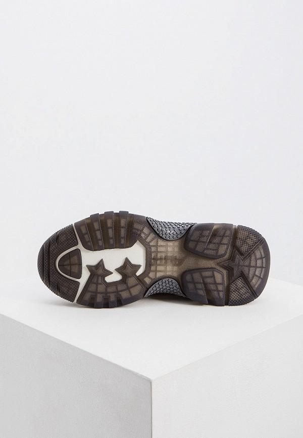 Фото 3 - женские кроссовки Ash черного цвета