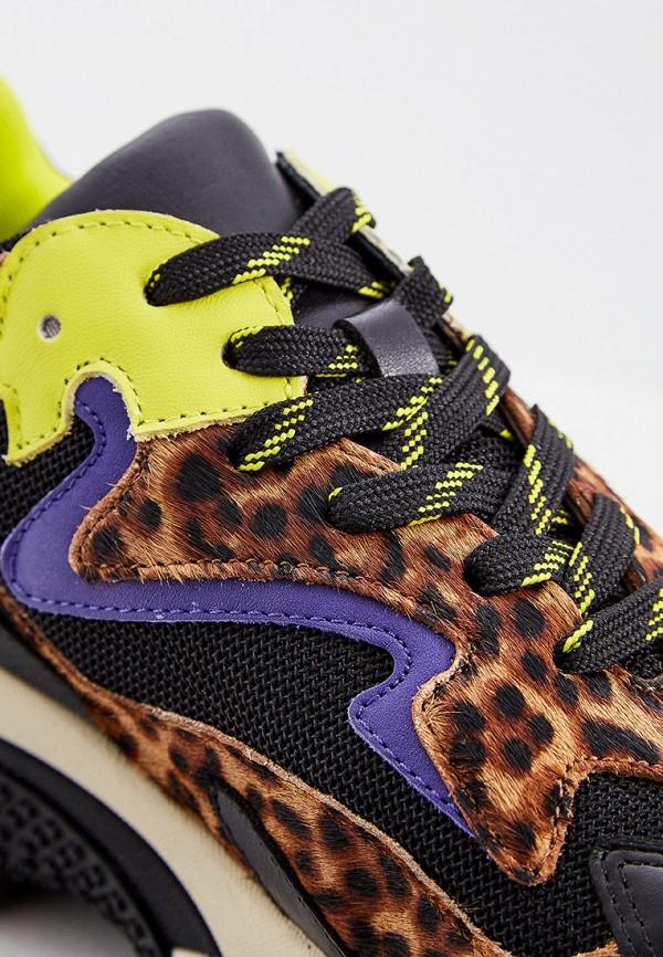 Фото 5 - женские кроссовки Ash разноцветного цвета