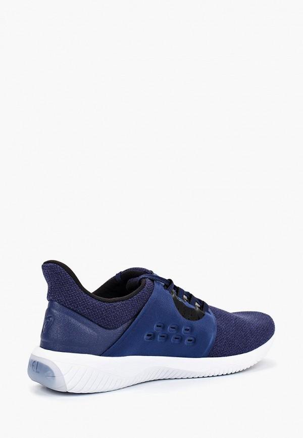Фото 2 - мужские кроссовки ASICS синего цвета