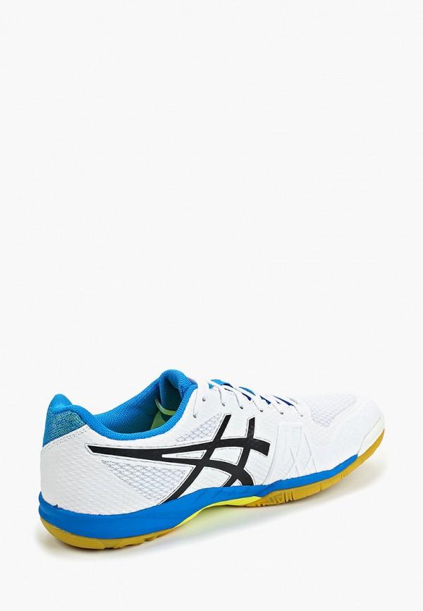 Фото 3 - мужские кроссовки ASICS белого цвета