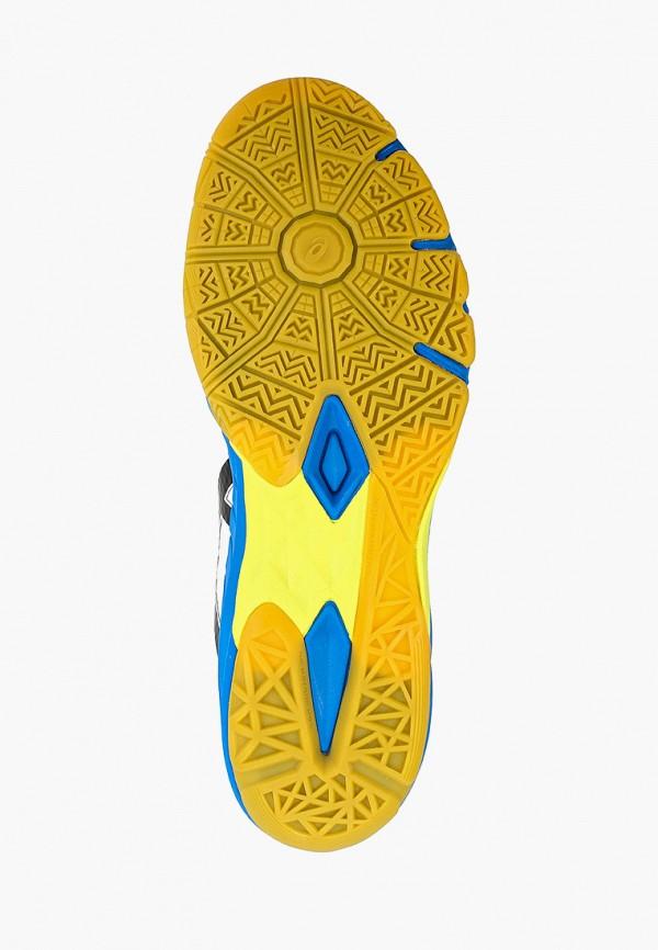 Фото 5 - мужские кроссовки ASICS белого цвета