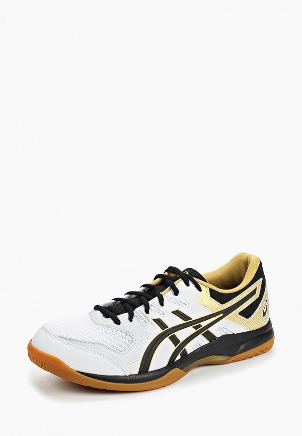 Фото 2 - мужские кроссовки ASICS белого цвета