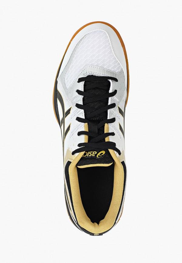 Фото 4 - мужские кроссовки ASICS белого цвета