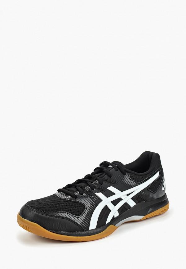 Фото 2 - мужские кроссовки ASICS черного цвета