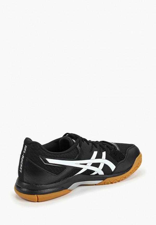 Фото 3 - мужские кроссовки ASICS черного цвета