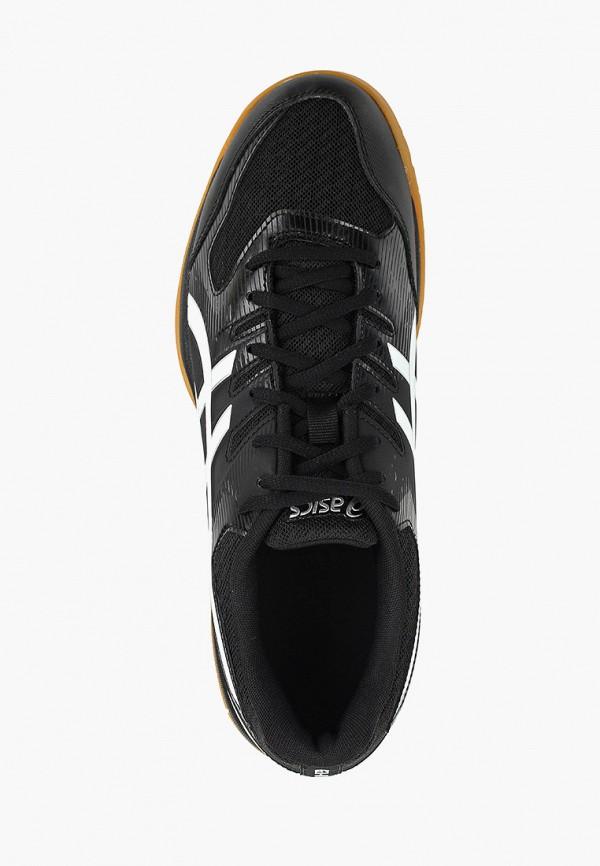Фото 4 - мужские кроссовки ASICS черного цвета