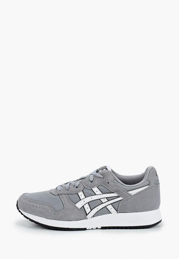 мужские кроссовки asics, серые