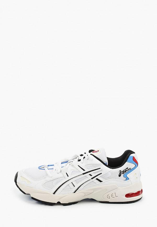 мужские кроссовки asics, белые