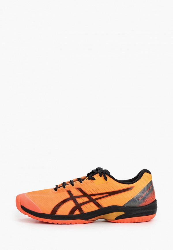 мужские низкие кроссовки asics, оранжевые