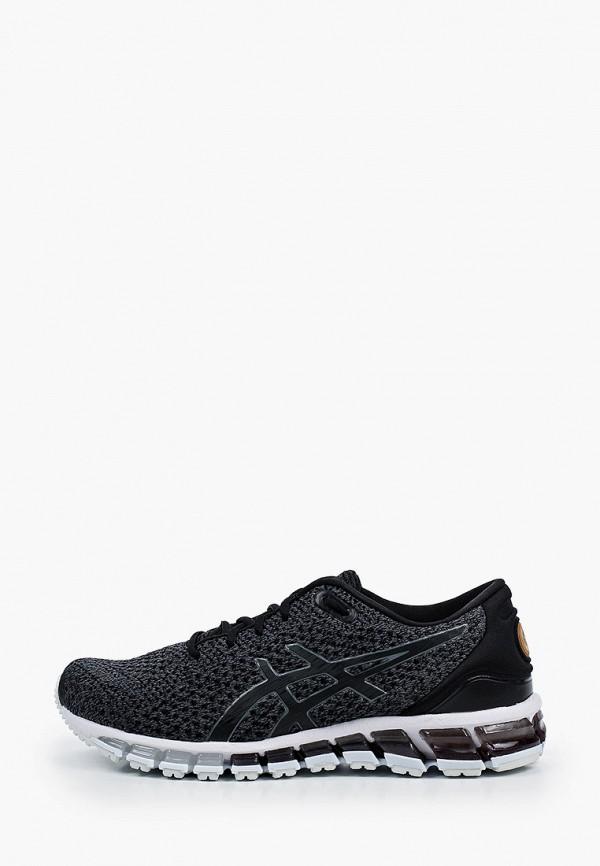 мужские кроссовки asics, черные