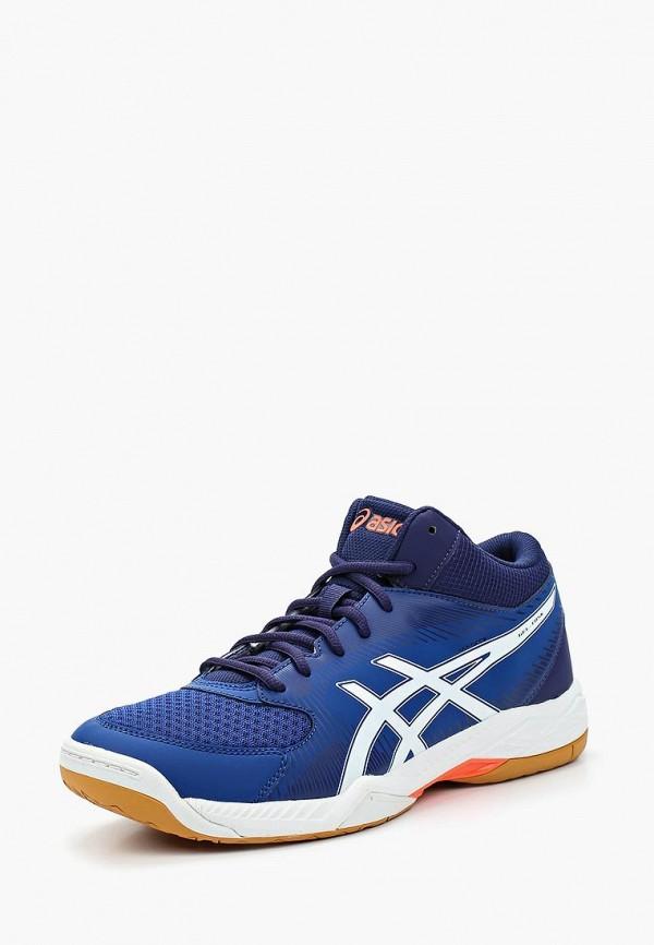 мужские кроссовки asics, синие